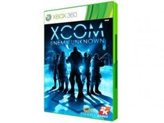 XCom Enemy Unknown para Xbox 360 - 2K Games