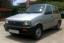 Maruti Suzuki 800 New Car Overview The Maruti 800 has the distinction of being the first 'modern' car in India. It boasted compact dimensions, superior reliability, very good fuel efficiency, and proved to be immensely more reliable than whatever else was on sale in India then.