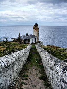 Isle of May - The Path to the Low Light photo by Bruno Billion | Flickr - Photo Sharing!