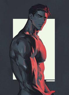 Pin on Anime / Manga / Art Handsome Anime Guys, Cute Anime Guys, Hot Anime Boy, Anime Boys, Fantasy Characters, Anime Characters, Manga Art, Anime Art, Character Inspiration