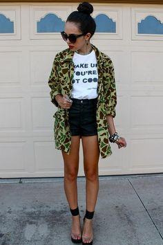Camo | Women's Look | ASOS Fashion Finder