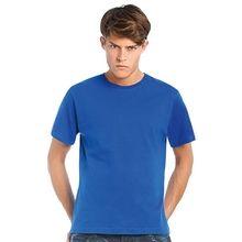 #Tshirt heren van ringgesponnen #katoen - Bedrukken met eigen logo of tekst op Bedrukken.nl