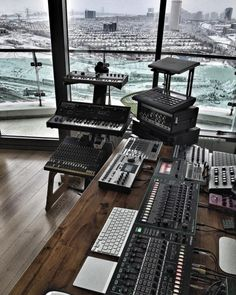 Daily Studio Motivation from the best producers all over the world. Home Mastering Your Craft Mission Statement/Manifesto Disclaimer Contact Home Recording Studio Setup, Home Studio Setup, Studio Layout, Music Studio Room, Dream Studio, Studio Ideas, Home Music Rooms, Studio Equipment, Dj Equipment