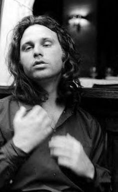 Jim Morrison. Sad picture of Jim's last days in Paris poor Jim, he looks so sick. I wonder if he had premonitions.