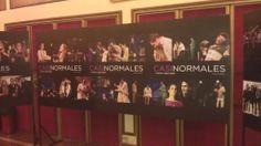 Casi Normales, muestra fotográfica dentro del teatro Nacional