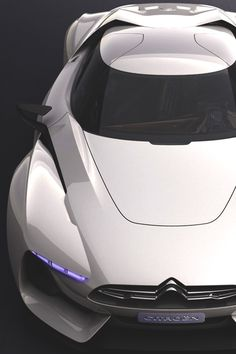 ⋑ White Cars ⋐ ♦dAǸ†㉫♦ Citroen GT