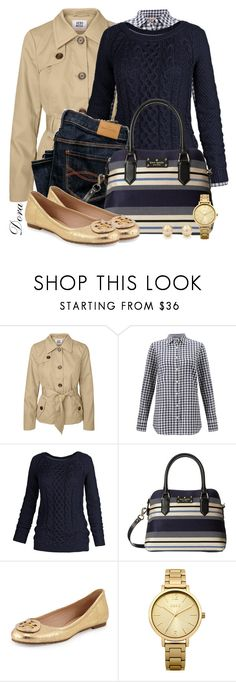 """Senza titolo #5398"" by doradabrowska ❤ liked on Polyvore featuring Vero Moda, John Lewis, Fat Face, Kate Spade, Tory Burch, Oasis and Tiffany & Co."