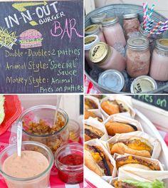 Wedding Philippines - 21 Gourmet Burger Bar Buffet Ideas For Your Wedding (8)