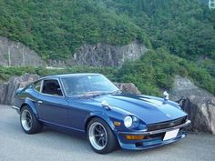 Nissan Datsun - amazing photo gallery, some information and specifications, as well as users rating and price Classic Japanese Cars, Japanese Sports Cars, Classic Cars, 240z Datsun, Datsun Car, Retro Cars, Vintage Cars, Nissan Z Cars, Tuner Cars
