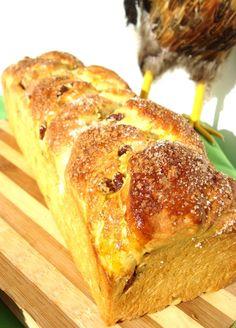 Kozunak - Bulgarian Easter sweet bread