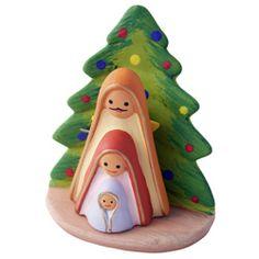 too cute nativity