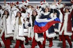 Resultado de imagem para russian girl flag