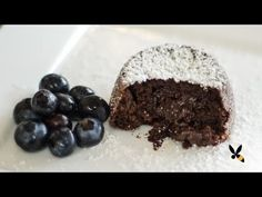 How to make Chocolate Molten Lava Cake - Honeysuckle Catering