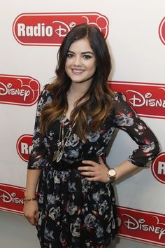 Watch Morgan and Maddy interview Lucy Hale: http://di.sn/cUd