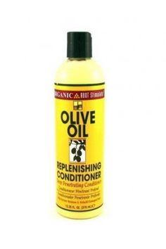 Après-Shampoing Réparateur Profond - Olive Oil - Organic Root Stimulator