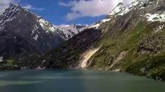 Sheshnag Lake -  Kashmir valley,Jammu and Kashmir