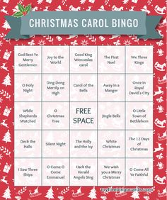 Check out our selection of free Movies Bingo Cards and Games. All bingo cards can be printed or sent out individually to play virtual bingo. You can customize the title, content and theme of all these bingo cards. Christmas Bingo Printable, Christmas Bingo Cards, Free Printable Bingo Cards, Christmas Jingles, Christmas Carol, Family Christmas, Christmas Ideas, Holiday Ideas, Christmas Crafts
