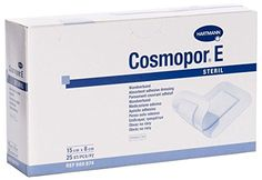 From 7.89:Hartmann Cosmopor E Dressing 15cm X 8cm Pack Of 25 | Shopods.com