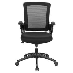 Check out this item at One Kings Lane! Fowler Office Chair, Black