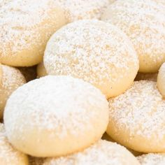 Great for those that don't like their goodies too sweet. Simple to make, and ideal as a tea snack. Arabic Dessert, Arabic Sweets, Arabic Food, Indian Dessert Recipes, Sweets Recipes, Cookie Recipes, Indian Sweets, Indian Snacks, Rice Recipes