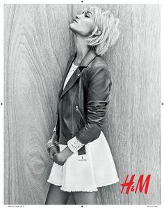 Wilhelmina Models: Charlotte Carey for H&M's Spring/Summer 2014 campaign. - See more at: wilhelminanews.com
