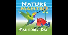 Nature Maestro Rainforest Day on the App Store