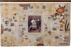 Natasher Kerr quilt collage