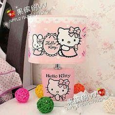 LAMPU TIDUR MEJA HELLO KITTY - Pusat Grosir Product China - UNIK   HELLO KITTY   LAMPU   SENTER   DLL