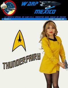 Star Trek U.S.S. PROMETEO Revista Octubre-Noviembre 2017