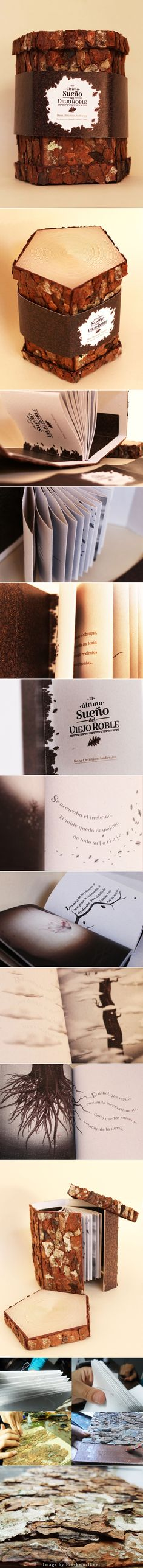 Libro-Objeto-El-Ultimo-Sueno-del-Viejo-Roble by Jenna Serna Toy 2, Book Layout, Bottle Design, Book Making, Bookbinding, Editorial Design, Zine, Book Design, Book Art