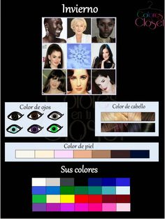 Colores en tu Closet: Sistema Estacional