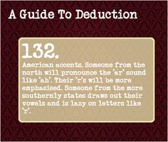 A Guide to Deduction: #132