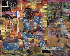 Hey Art Teachers! This is a teaching packet from the NGA on Romare Bearden. There is an additional PDF of his biography available as well. It is amazing and free!  I just taught this lesson to my Painting 2 students and they ate it up!