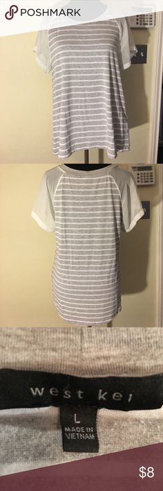West Kei top size large West Kei top size large, sunglasses and shorts not included West Kei Tops Blouses