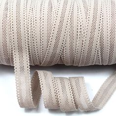 """mdribbons Stretch Lace Fabric Hollow Elastic Ribbon FOE 5/8"""" 50 Yards/Roll (16mm Wide 45.72 Meters Length) Soft Trim Lace For Hair Ties Headbands Garters Black Color: Amazon.co.uk: Kitchen & Home"""