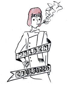 holden caulfield - catcher in the rye