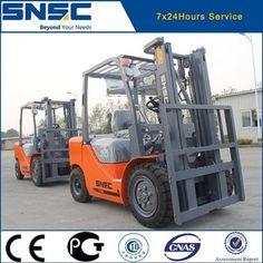 3 ton forklift to Egypt