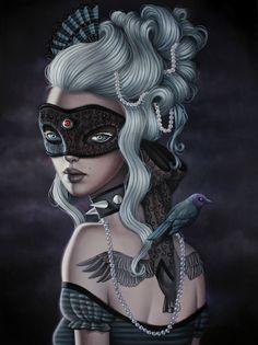 Masquerade by ~TeaPartyGirl
