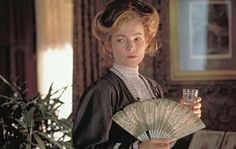 Amy Irving as she was styled in Tuck Everlasting is a perfect Judith Manning