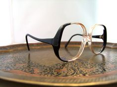 NOS Filos brand  70s Eyeglass frames for RX by ifoundgallery, $99.00
