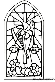 100 Ways To Celebrate Easter Coloring Page