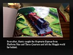 Harry Potter and the Philosophers Stone  PS1 100% Walkthrough  Getting Started (Part 1)