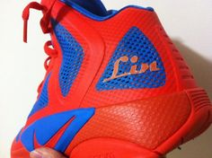 Jeremy Lin Shoe to be Released by Nike