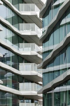 E' Tower | Wiel Arets Architects | Archinect