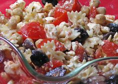Recipe of the Day: Chickpea Macaroni Salad
