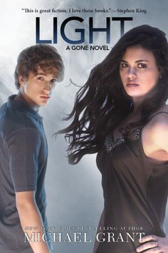 The fifth book in the Gone Series!