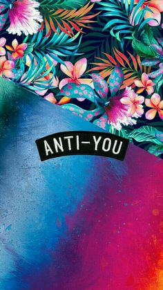 anti-you wallpaper background summer tumblr