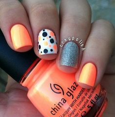Easy Nail Polish Ideas And Designs (9)