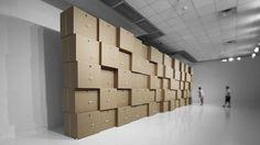 Swiss artist Zimoun – Sculpting sound