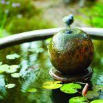 32 garden fountains